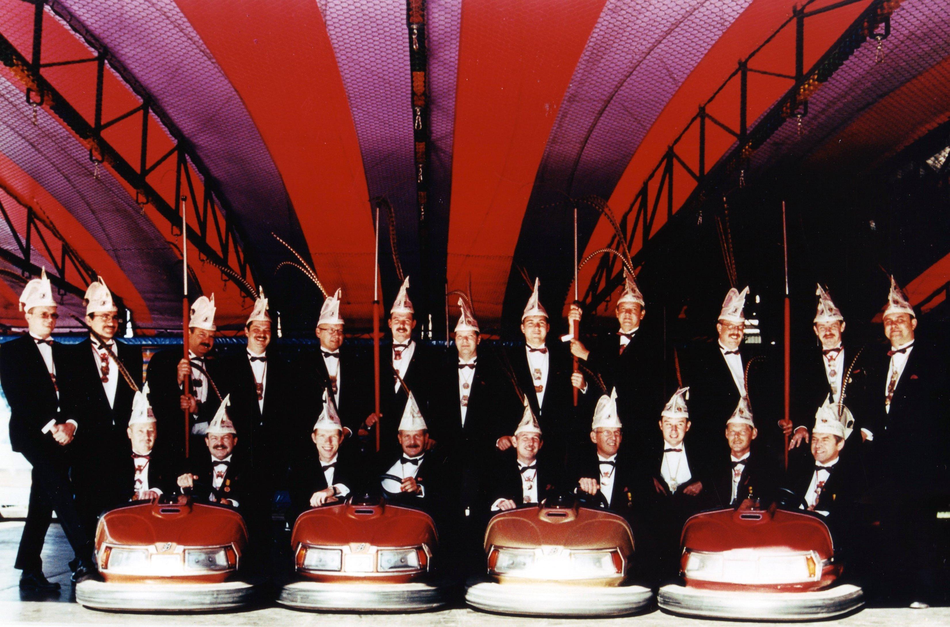 Jubileijumfoto 1998