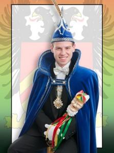 Prins Davy d'n Eesjte