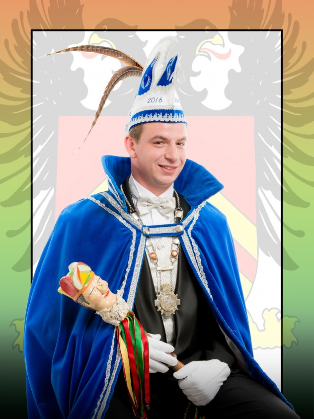 Prins Davy 1 (Vinclair) v.v. de Doale 2016